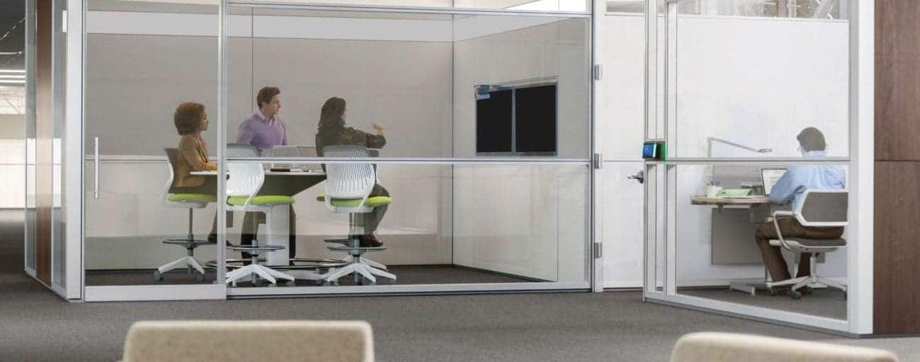 Privatsphäre im Büro