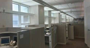 Auswirkung Lichtlenkung im Büro
