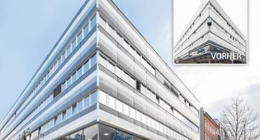 Fassadenfolie – Alte Fassade ganz neu