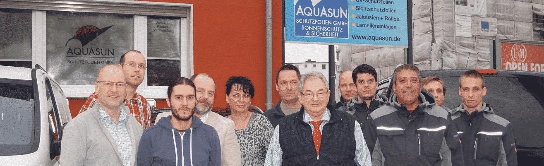 Aquasun Produkte